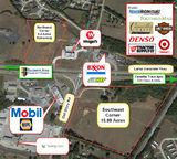Up to 6.4 acres - Retail or Office Land - NW Corner