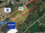 Prime 3.6 Acre Signalized Corner-Next to Super Walmart-Maryville