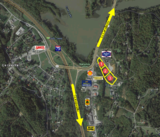Tract 2: ±1.04 Acres in Caryville, TN