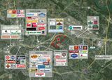 1-10 Acre Tracts of Retail Land - Regional Shopping Center