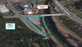 4.93-Acre Riverfront Dev.Tract (J) in Smoky Mtns.Tourist Area