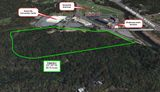 69.75-Acre Dev. Tract (K-1) in Smoky Mountains Tourist Destination