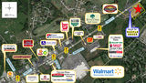 4+ Acres on Hwy 411S, Maryville, TN - Set for Auction or Buy Now