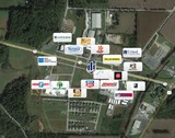 Retail Pads 1/2/3 1.7-1.86 Acres, Loudon, TN exit 72