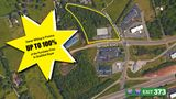 Prime Commercial Property with Interstate Visibility - WILL SUBDIVIDE
