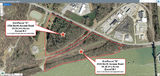 Prime M-1 Industrial Land For Sale- Approx. 50 acres.
