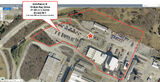 Prime M-1 Industrial Land and Building For Sale- Approx. 21.65 acres.
