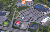 Walmart Outparcel Free Standing Building