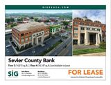 Sevier County Bank Building