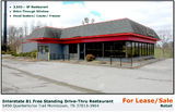 Interstate 81 Free Standing Drive-Thru Restaurant