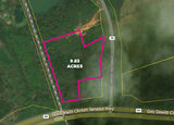 Approx 9.83 Acres of Industrial Land in Morristown