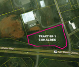 7.89 Acres of Industrial Land in Morristown