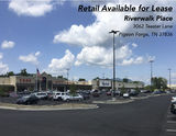 Retail Space Available for Lease ~ Riverwalk Place