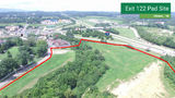 I-75 Frontage - 10 Acres Pad Graded - Clinton Exit