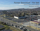 Former Save-A-Lot For Sale ~ Morristown, TN